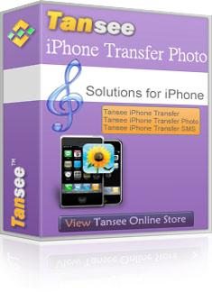 Tansee iPhone Photo to PC Transfer 3.0.0.0 Screenshot