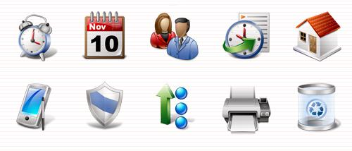Software Icons Collection 1.0 Screenshot