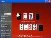 Speed Card Game 1.00 Screenshot